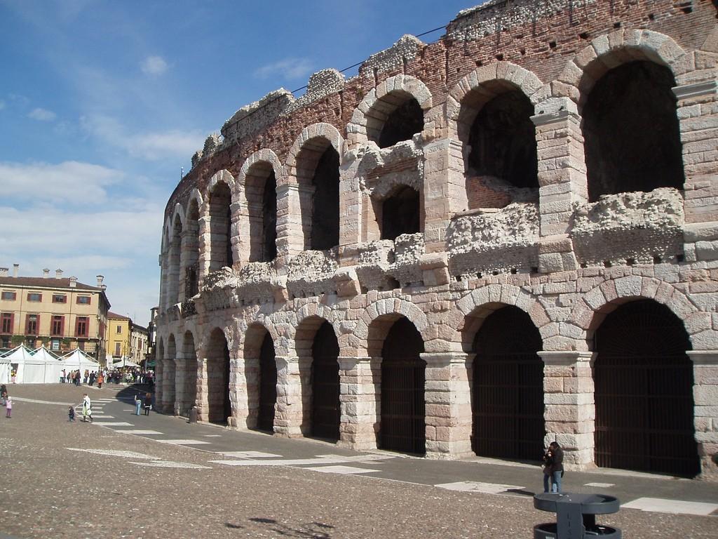 Arena of Verona, by Ilaria (1la)