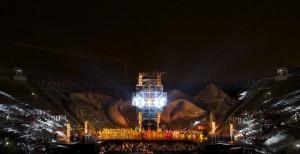 Verdi's Aida by Fura dels Baus