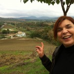 Syusy at Saturnia, Tuscany