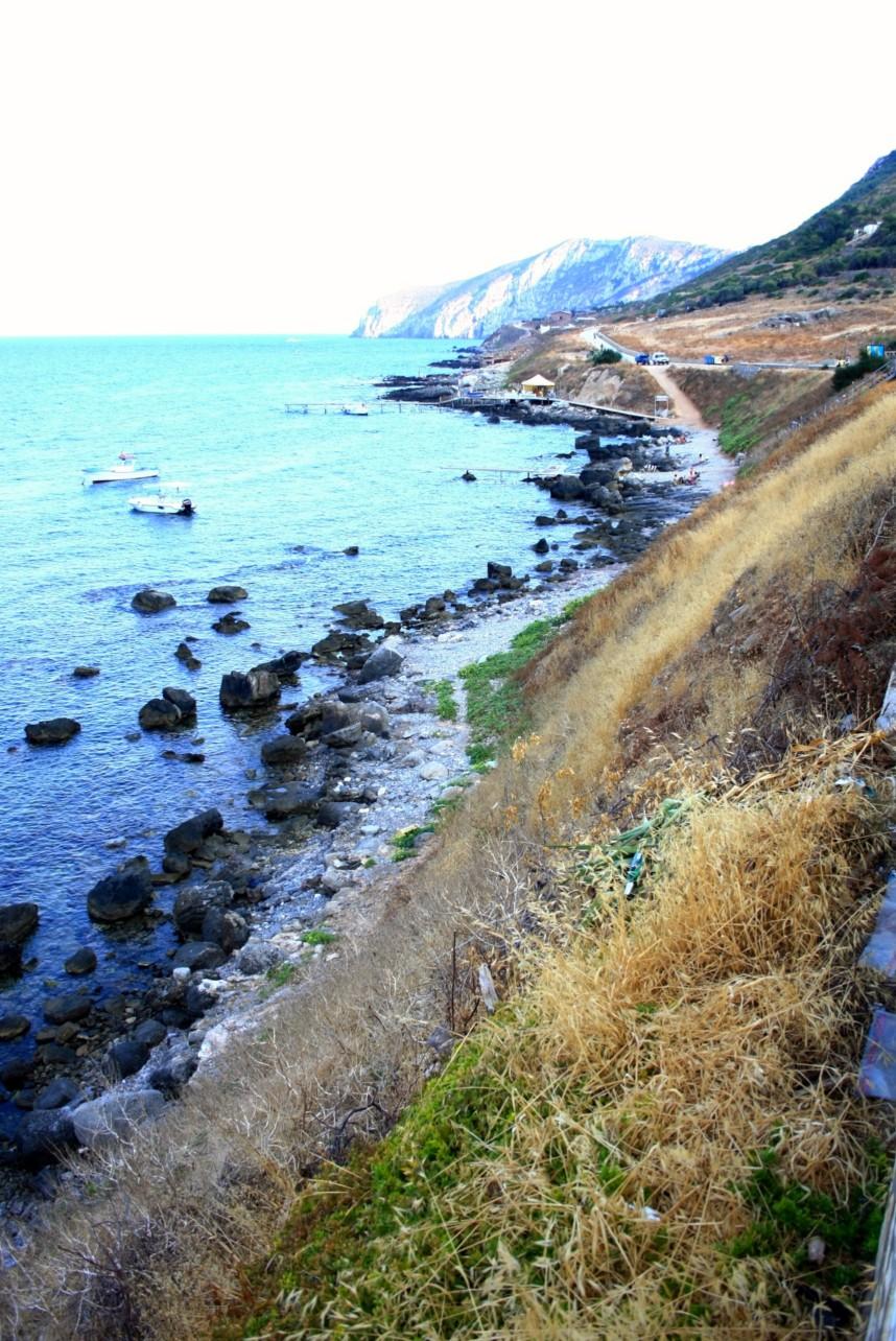 Marettimo landscape