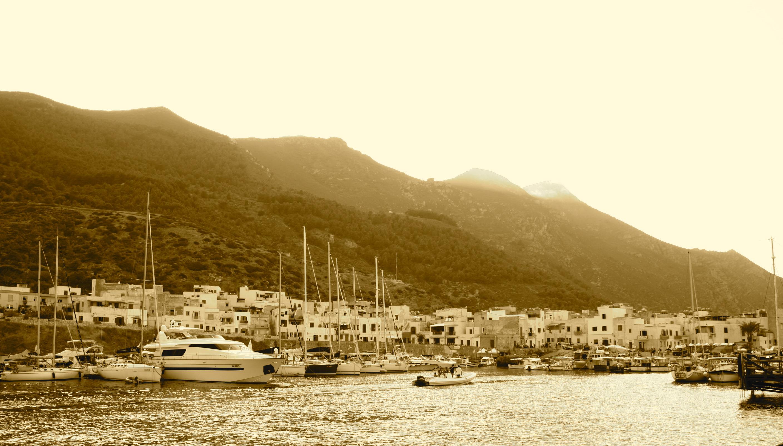 view of Marettimo, pic by Carlotta Cicotti
