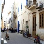 street of Marettimo, pic by Carlotta Cicotti