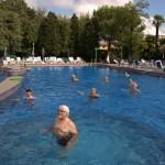 the big pool of abano
