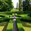 Garden of Villa Zonca