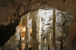 Frasassi main cave