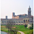 Mantua landscape. Pic by Alessandra Elle (Flickr user)
