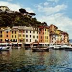 Portofino view, by Artur Staszewski