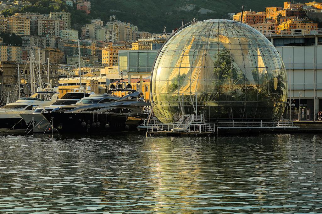 Genoa, Aquarium