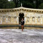 Syusy at Villa Barbaro Maser