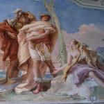Tiepolo Frescoes, Villa Valmarana ai Nani