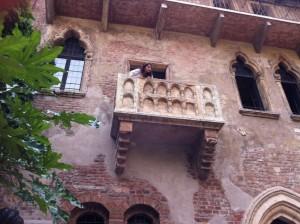 Verona, Juliet's Balcony
