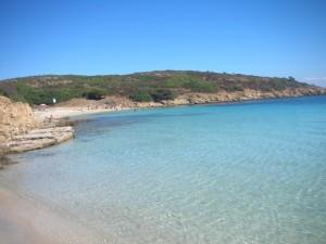 Cala Sabina, Asinara island