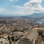 Naples view, Spaccanapoli