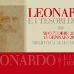 Leonardo exhibit in Turin