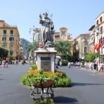 Sorrento, Tasso square