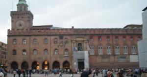 Bologna, the City Hall