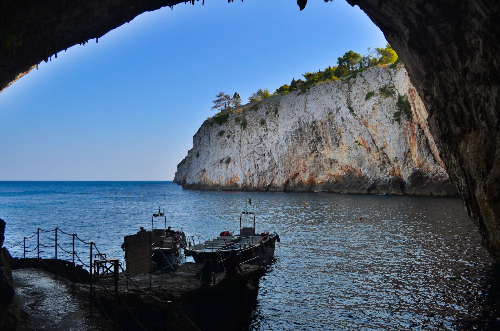 Zinzulusa Cave. pic by Flicrk User Michele Vangelista