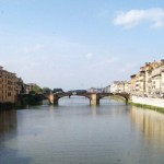 Florence, the river Arno