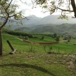 Sibillini Mountains view