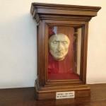 Dante death mask (Florencetown pic)