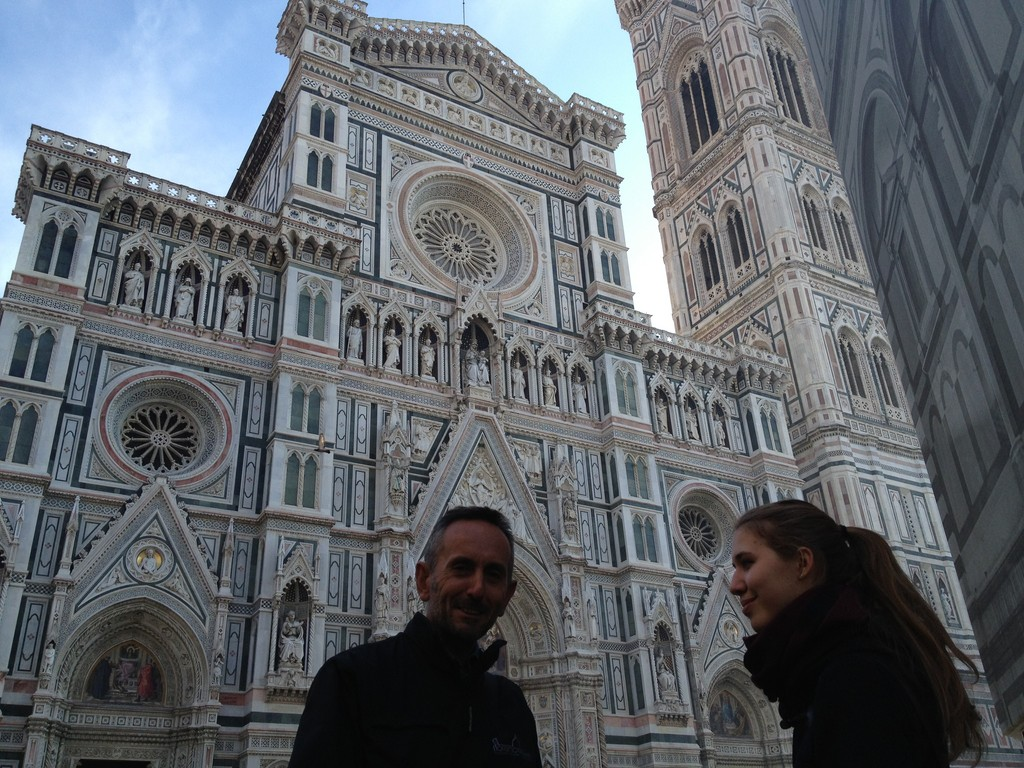 Flavia and Michele at Santa Maria del Fiore