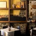 Tre Merli Restaurant, Geno