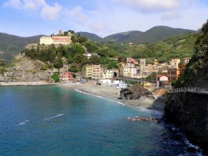 Monterosso, Cinque Terre. By Lee Edwin Coursey (Flickr User @Leeco)