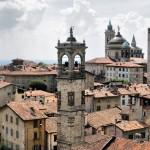 Bergamo, high city. By Flickr User David Spender