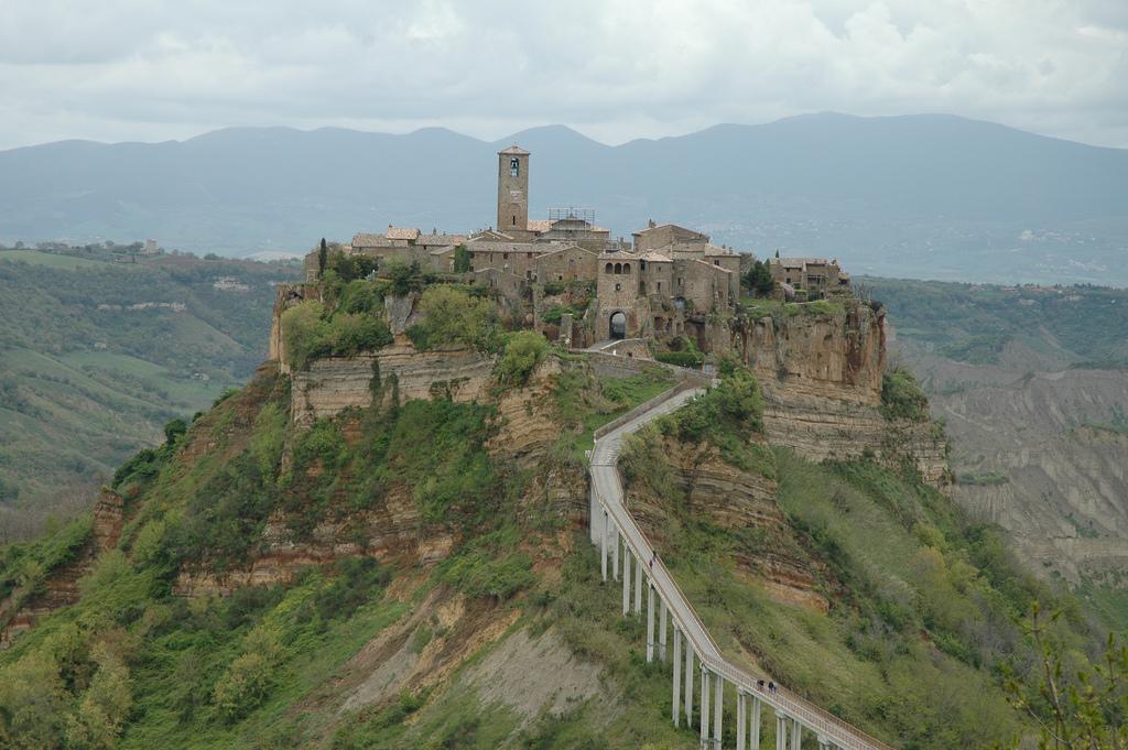 Civita di Bagnoregio, by Flickr User Morail