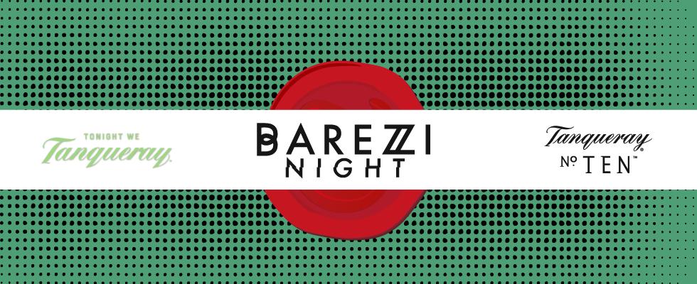 Poster of the Barezzi Night