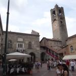 Bergamo, La Piazza Vecchia