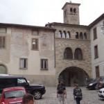 Bergamo, The church of San Michele al Pozzo Bianco
