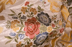 Floral brocade – Anna Maria Speltra