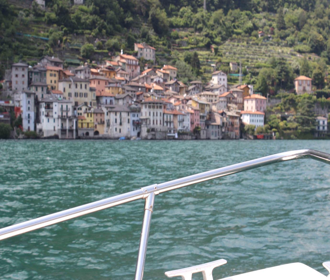 Cernobbio, Garda Lake