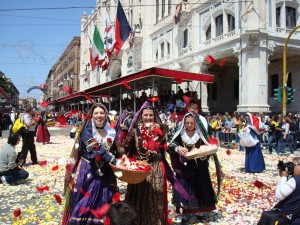 Cagliari, St Ephisius celebration