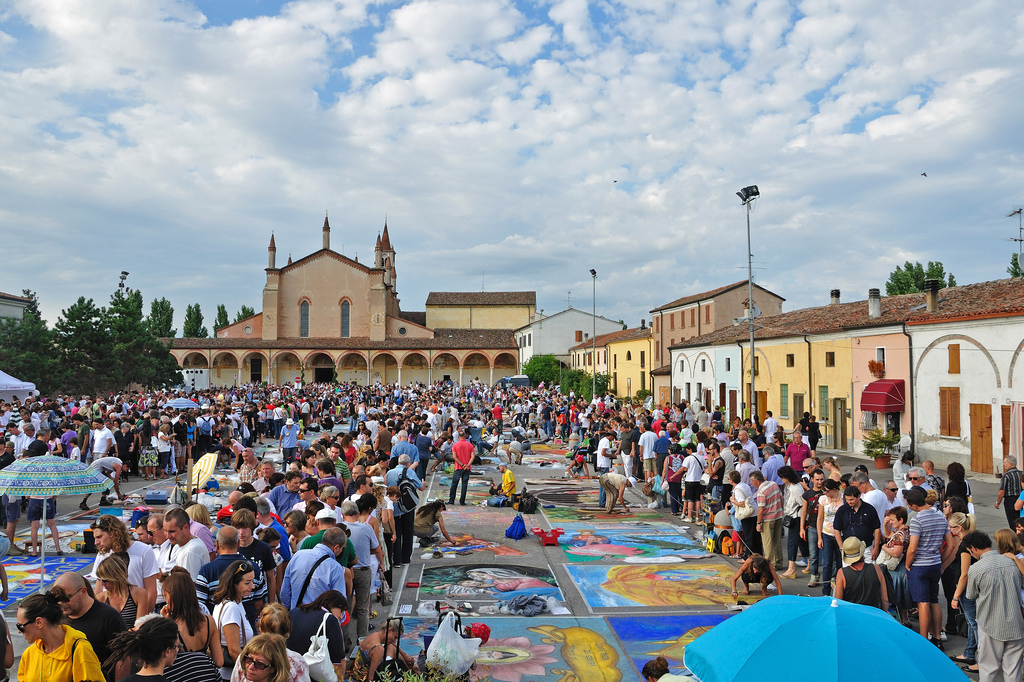Fair of the Madonnari
