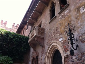 Verona, Juliet's House
