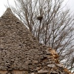 roof of a trullo