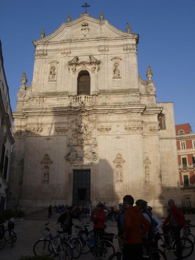 San Martino Basilica- Martina Franca
