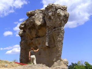 Campana, The Elephant of the Sila Plateau