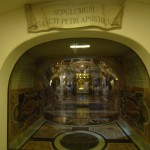 St Peter's tomb