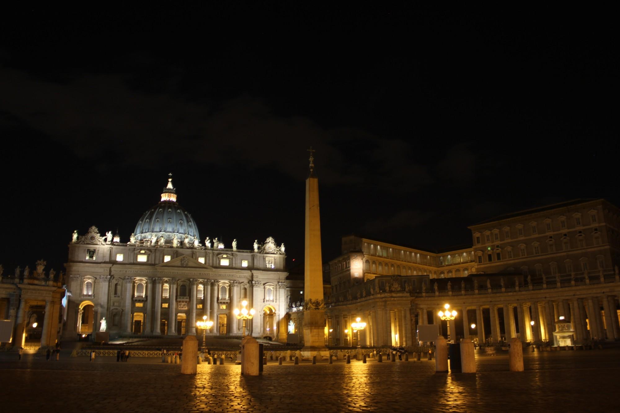 St Peter's square & Basilica
