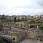 view of Herculaneum