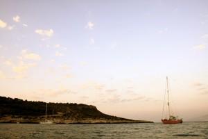 Levanzo island and Adriatica, pic by Carlotta Cicotti