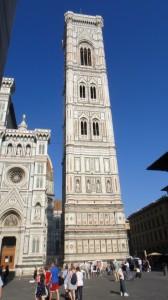 "The clock tower ""Campanile"""
