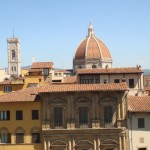 Great view from Palazzo Vecchio terrace