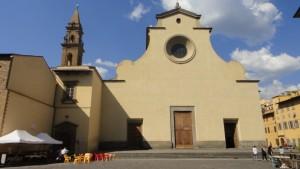 St Spirito Square and Church