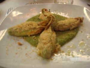 Dinner at Rivoli Hotel