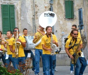 Collescipoli and Jazzit Fest