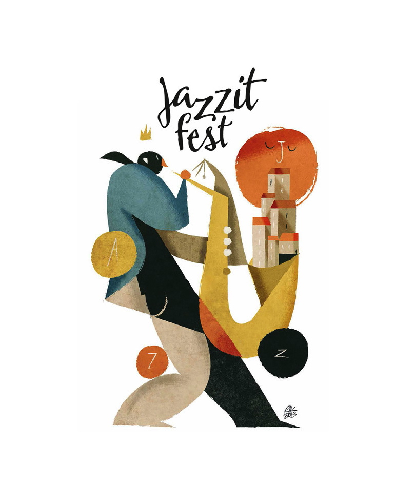 Jazzit Fest Logo